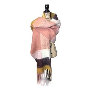 2/$20 H & M oversized wrap scarf comfy